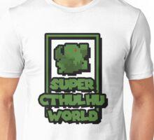 Super Cthulhu World Unisex T-Shirt