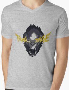 Primal Rage Mens V-Neck T-Shirt