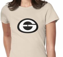 Vintage Elastigirl Logo Womens Fitted T-Shirt