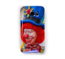 Carnival Clown Samsung Galaxy Case/Skin