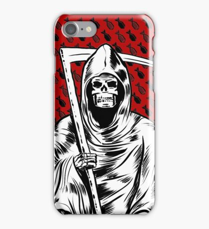 nuclear death var 2 iPhone Case/Skin
