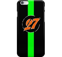Hulkenberg 27 iPhone Case/Skin