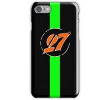 Hulkenberg 27 iPhone Case/Skin