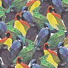 Birds Birds Birds by Lydia Meiying