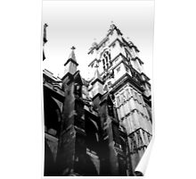 flying buttress Poster