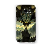 AMYGDALA THE NIGHTMARE FRONTIER Samsung Galaxy Case/Skin