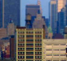 tiny nyc by tinncity