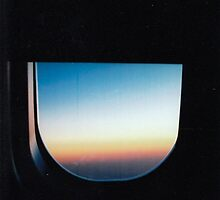 plane window by tobyharvard