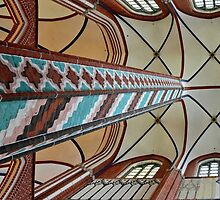 Ceiling Munster of Bad Doberan by Arie Koene
