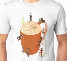 Bite Sized Pumpkin Spiced Latte Unisex T-Shirt