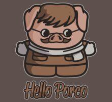 Hello Porco Kids Clothes