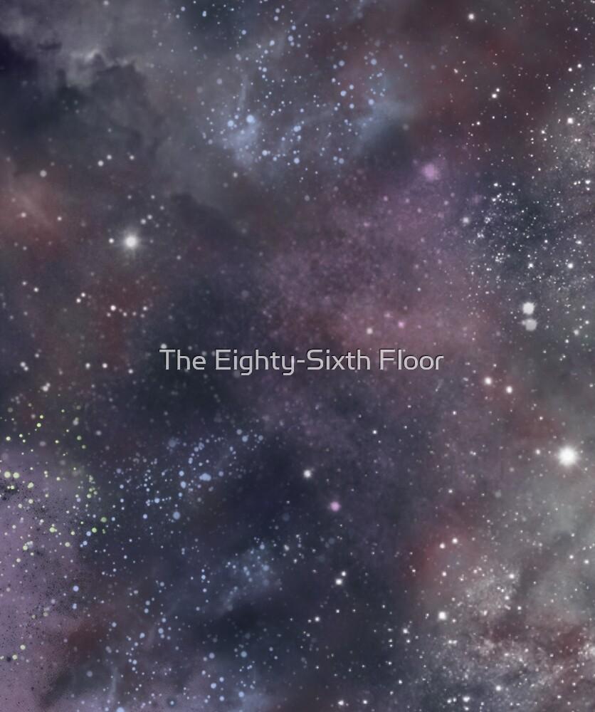 Galaxy Print by The Eighty-Sixth Floor
