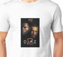 Ufc 202 Nate Diaz Conor McGregor Who ya Got Unisex T-Shirt