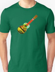 angled guitar Unisex T-Shirt