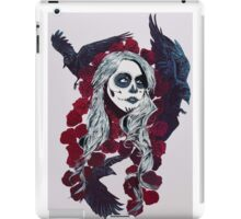 dia los murder birds!! iPad Case/Skin