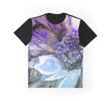 In Sunlight, Lilac and Blue Graphic T-Shirt