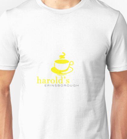Harold's Cafe - Rebrand Unisex T-Shirt