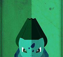 Pokemon - Bulbasaur #001 by yaz17