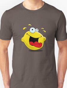 Cartoon Happy Lemon T-Shirt