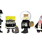 Streetbob Squarepants by HGillustrations