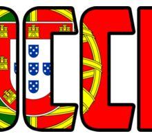 Soccer Portugal Sticker