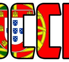 Soccer Portugal Sticker