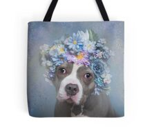 Flower Power, Charlotte Tote Bag