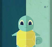 Pokemon - Squirtle #007 by yaz17