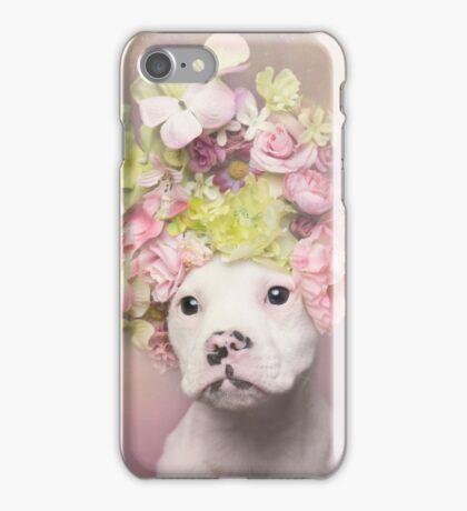 Flower Power, Tucker iPhone Case/Skin