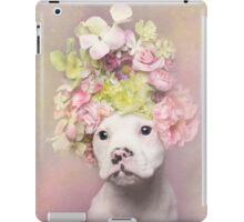 Flower Power, Tucker iPad Case/Skin