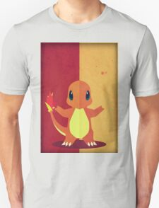 Pokemon - Charmander #004 T-Shirt