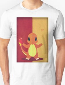 Pokemon - Charmander #004 T-Shirt