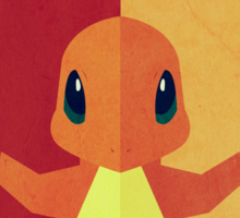 Pokemon - Charmander #004 Sticker