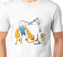 Rickventure Time Unisex T-Shirt