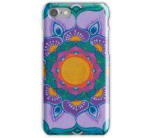Peacock Lotus Dakini iPhone Case/Skin