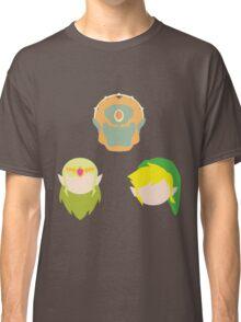 Legend of Zelda Characters Classic T-Shirt