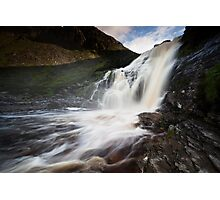 falls of unich Photographic Print