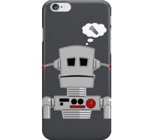 Robot Screw iPhone Case/Skin