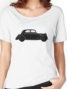 Coupe - vintage model of car Women's Relaxed Fit T-Shirt