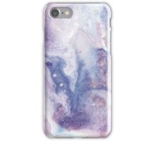 Purple Amethyst iPhone Case/Skin