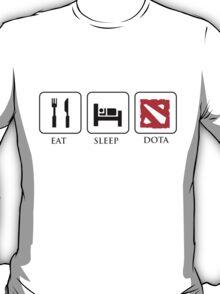 Eat,Sleep,Dota T-Shirt