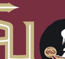 The Original Logo! Go Noles Sticker