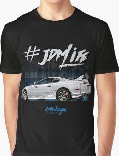 # jdmlife (Supra) Graphic T-Shirt