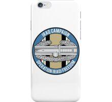Combat Action OIF iPhone Case/Skin
