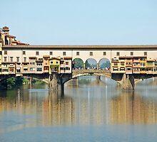 Ponte Vecchio - Firenze by Arie Koene