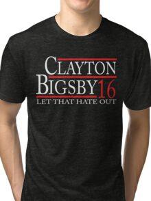 Clayton Bigsby 2016 Tri-blend T-Shirt