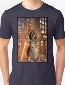 Cyberpunk Painting 079 Unisex T-Shirt