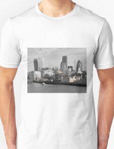 Cityscape - London Unisex T-Shirt