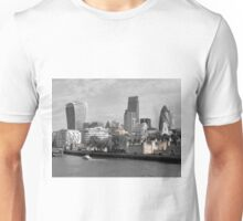 Cityscape - London Unisex T-Shirt