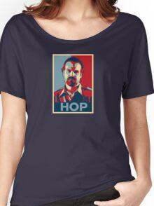 Jim Hopper for President! Women's Relaxed Fit T-Shirt